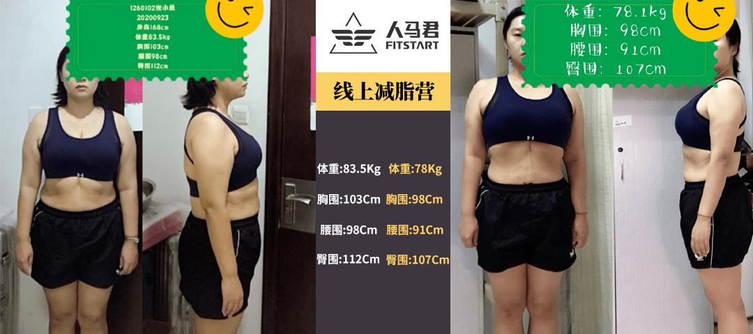 42天瘦10斤的我, 不再妥协于臃肿的生活!