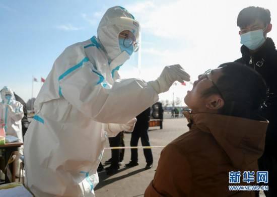 天津两个中风险地区降级滨海新区全员核酸检测结果均为阴性
