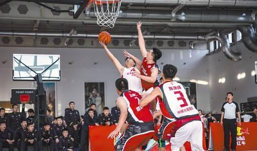 中国篮球公开赛系列活动大连城市选拔赛诞生4强
