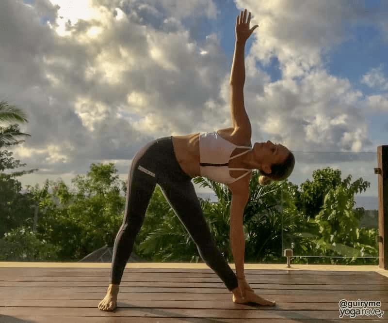 一套30分钟的瑜伽序列,全身都可以锻炼到,动作简单有效!_脊柱