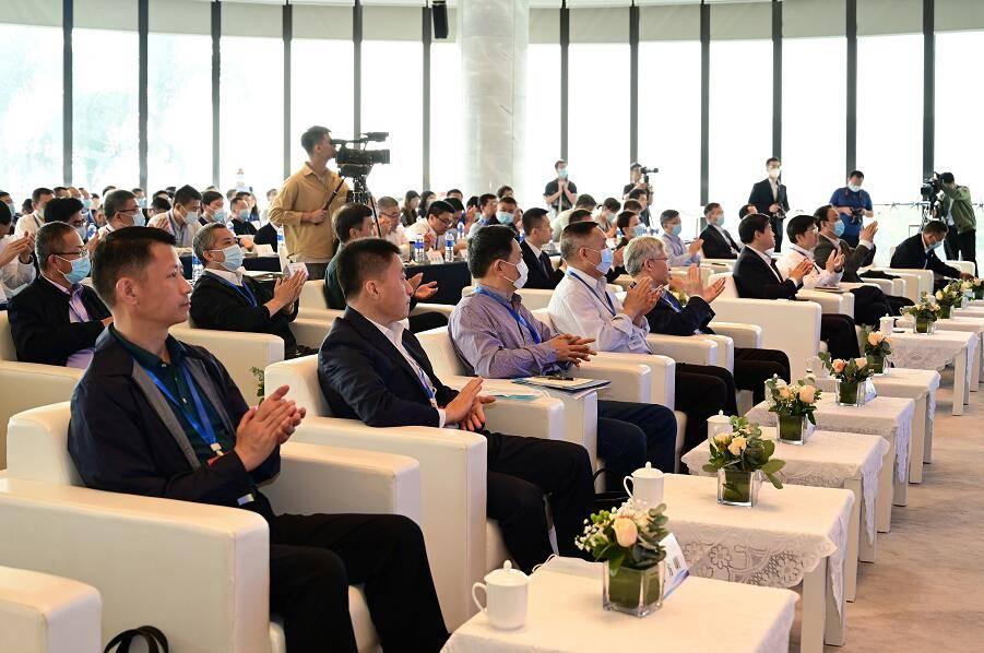 """[""""通航中国""""合作发展论坛在广东珠海成功举办]"""