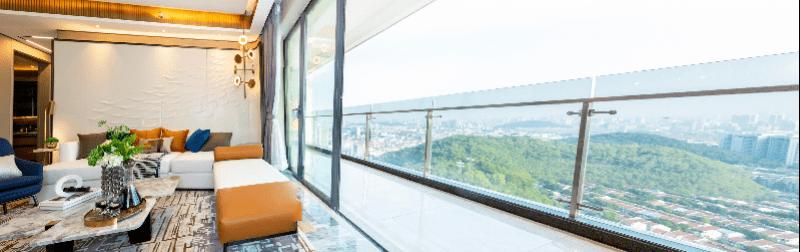 30岁祈福新邨推新,广州番禺造179米人居地标