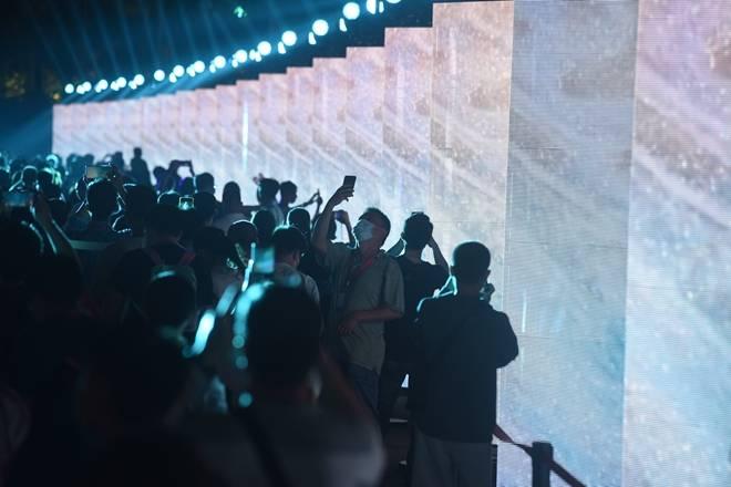 广州国际灯光节延期至12月1日闭幕