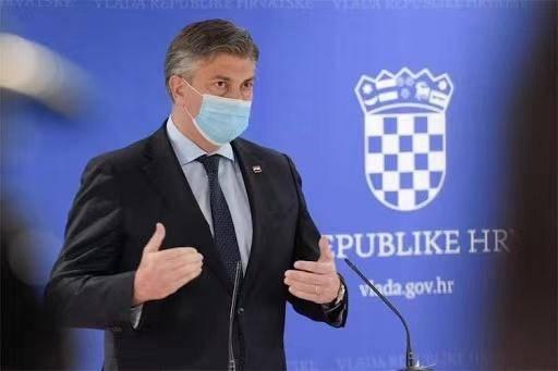 克罗地亚新增4080例新冠肺炎确诊病例 总理呼吁遵守防疫新措施
