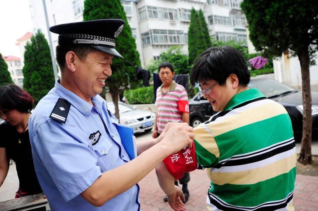 军队副团职转业当警察!他在派出所立下一等功!