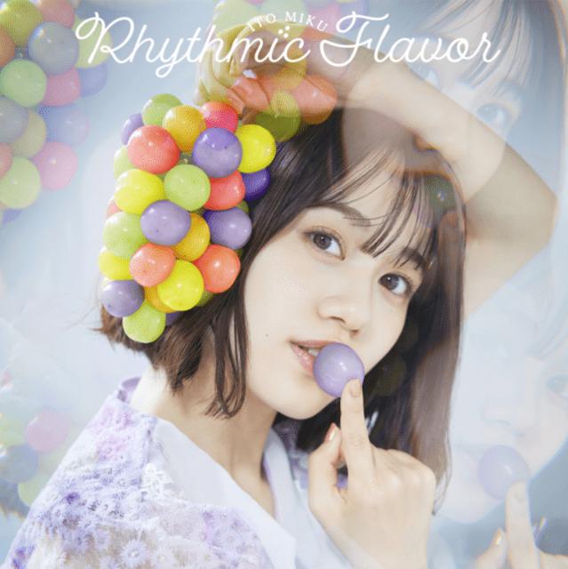伊藤美来即将推出第3张专辑「Rhythmic Flavor