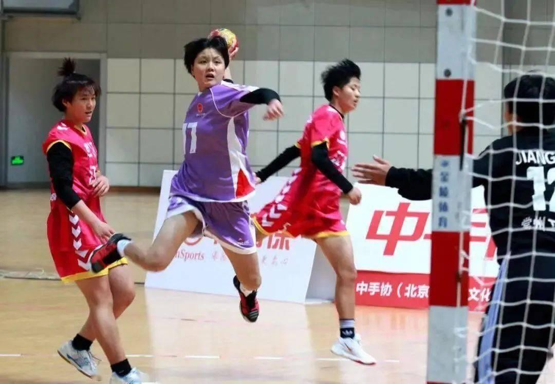 安徽手球再创佳绩!女手青年队勇夺全国首届五人制手球锦标赛冠军