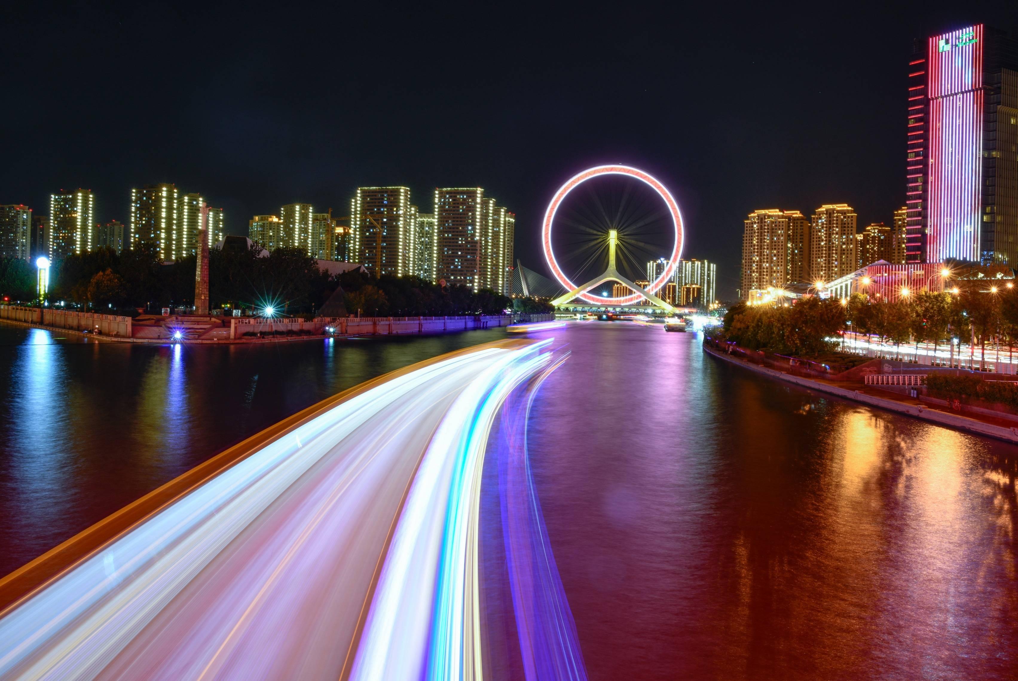 """""""津城""""+""""滨城"""":关于天津新版""""双城记"""",你想知道的都在这里"""