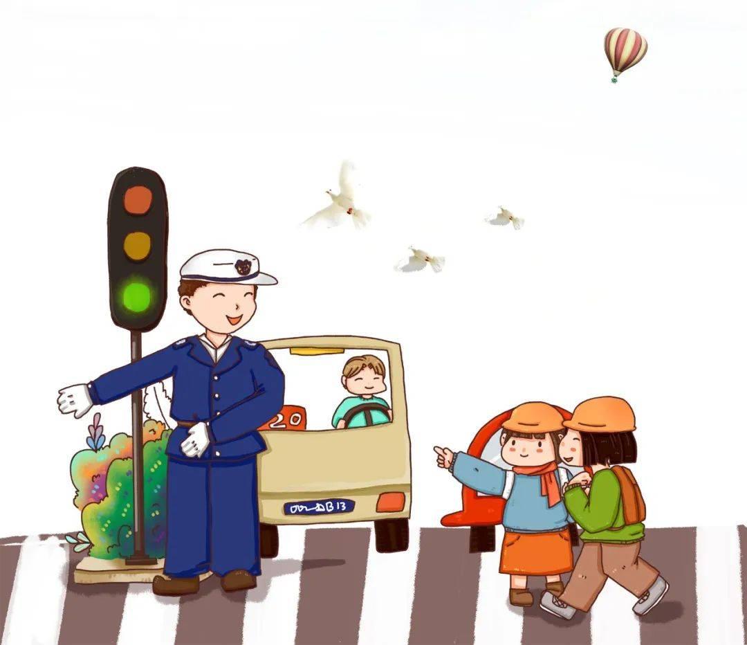 全国交通安全日,这些安全知识教给孩子(内含11月27日红色观影获奖人员名单)