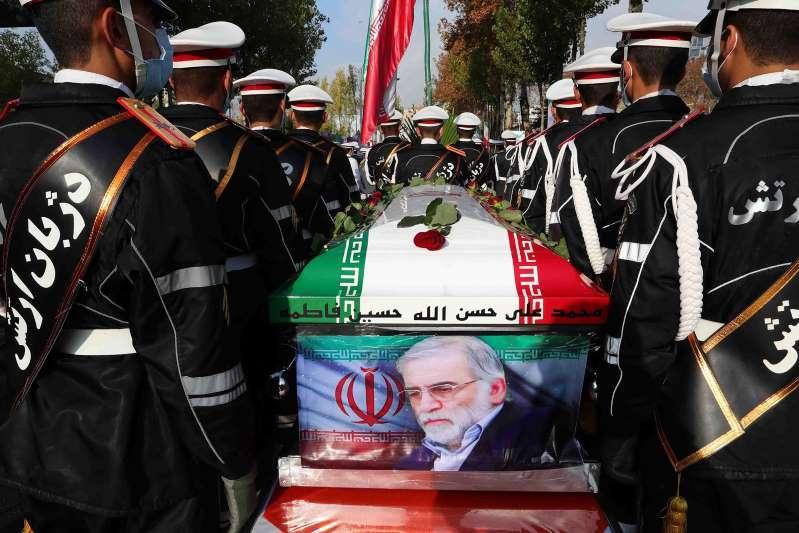 伊朗遇刺核科学家遭卫星控制、人脸识别技术的机枪精准射杀