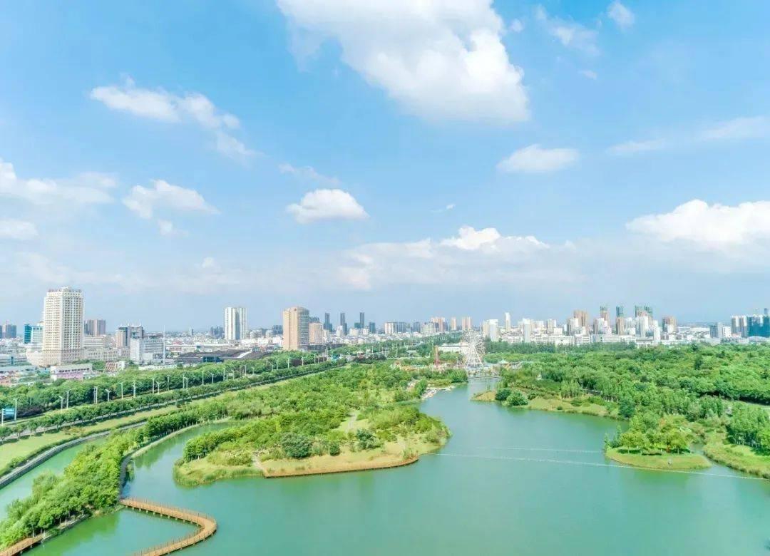 """2020溧阳gdp_江苏这个县级市厉害了,2020GDP超千亿,是有名的""""鱼米之乡"""""""