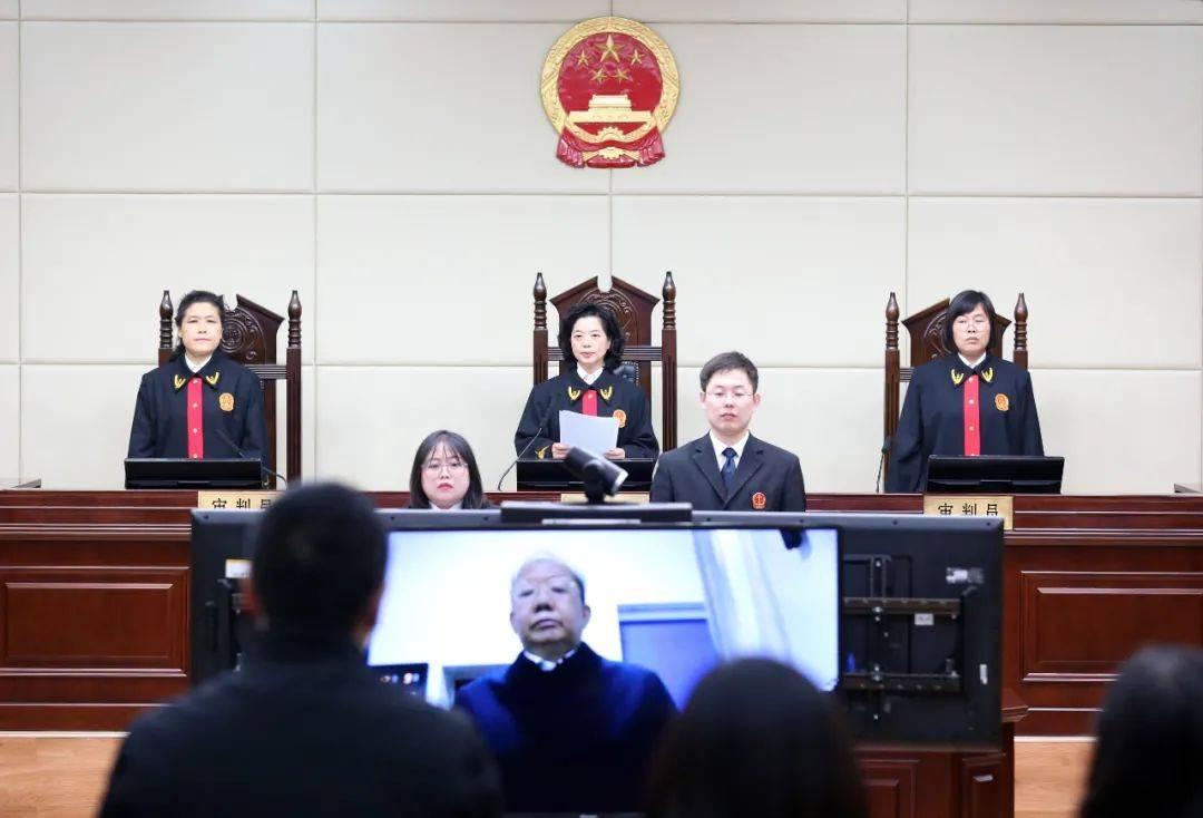 山东省民政厅原厅长陈先运受贿4159万余元,获刑十一年半