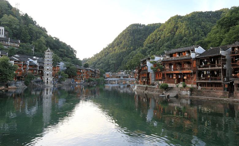 行走三湘:凤凰与沱江