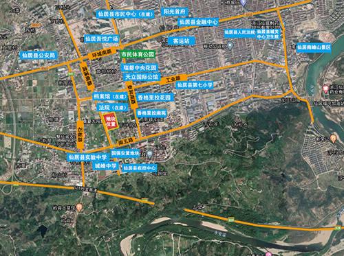 仙居名盛房地产有限公司3763万元竞得仙居县三里头安置区地块