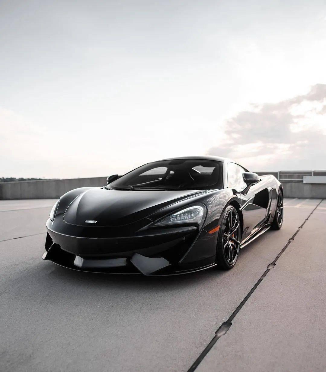 迈凯轮570S