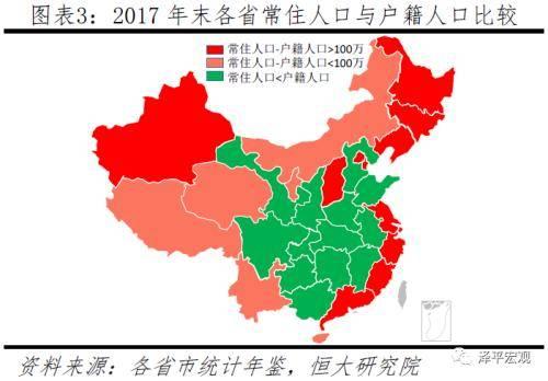 中国人口流动_中国人口流动的枷锁,才刚被撬开