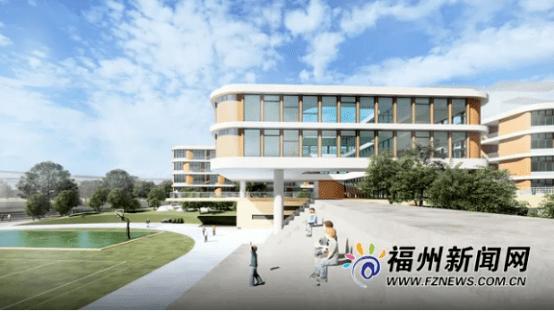 总投资4.7亿,建设工期两年!三江口小学项目获批!
