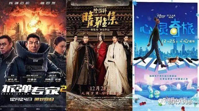 2020年最后一天,院线电影总票房破200亿元