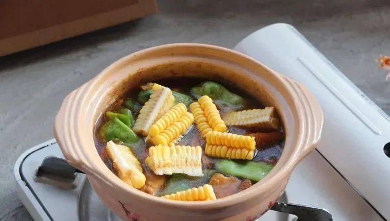 油豆角炖肉,美味营养,好吃又下饭!
