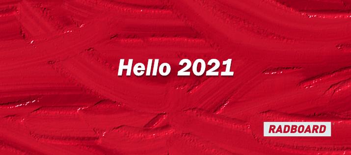 RADBOARD丨你好,2021!(新年抽奖)