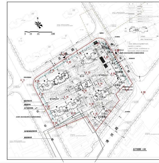 3种户型、1519套住宅!这2处共有产权保障住房项目拟建设