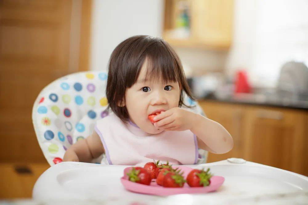哪些食物是孩子绝对不能吃的?一句话告诉你答案