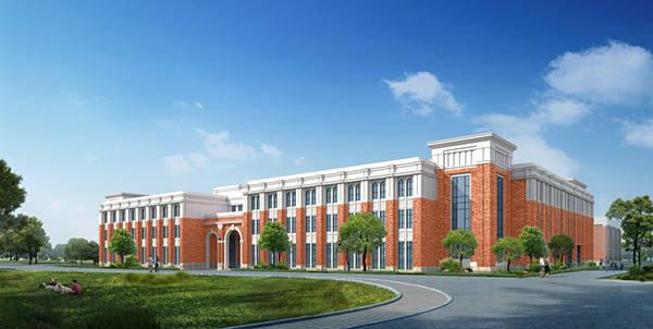 华东政法大学松江校区将扩建,续造中西合璧的建筑楼