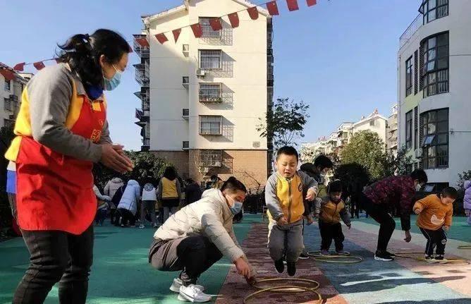 铜陵这九所幼儿园批准为市级一类园!