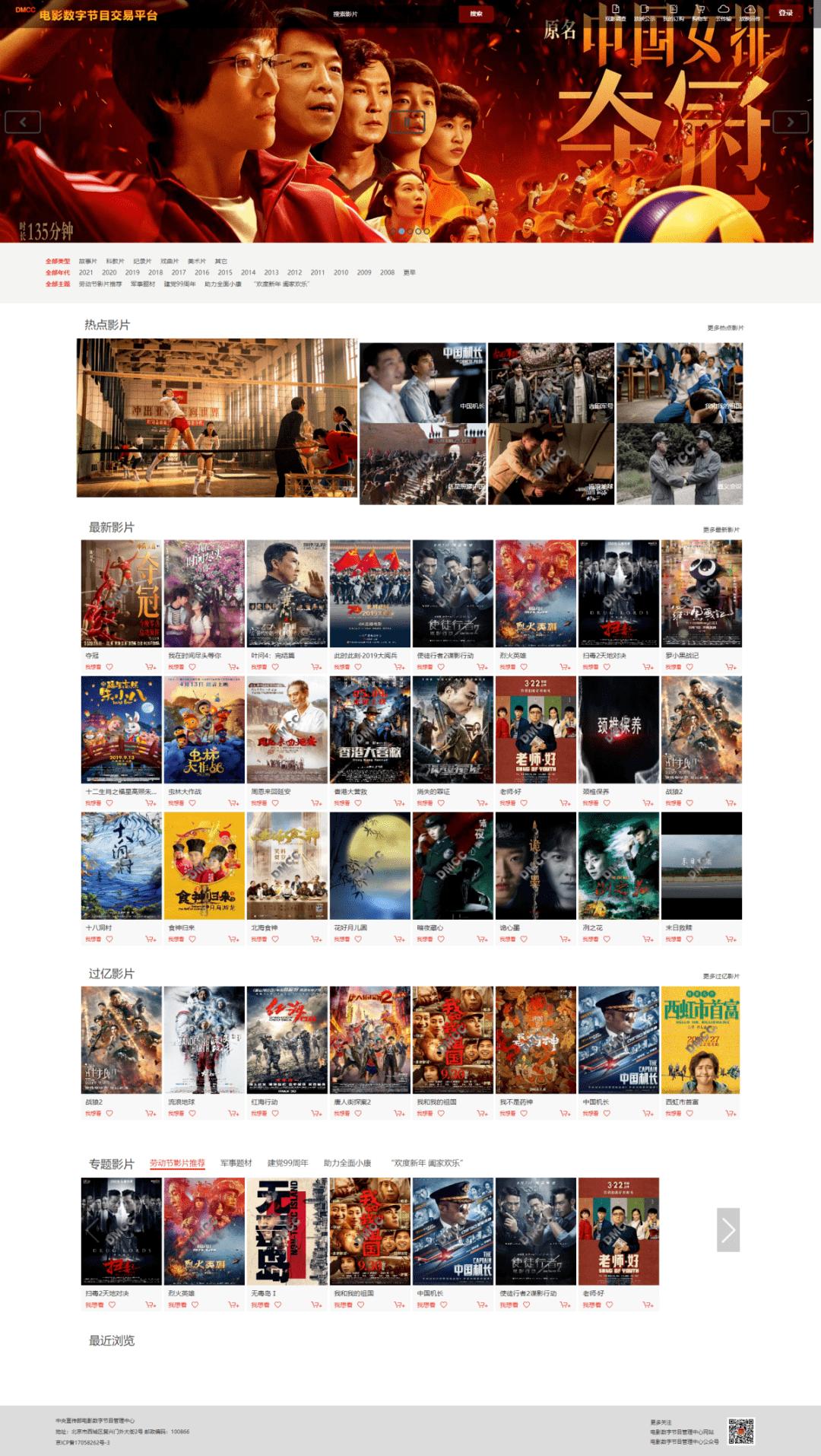 2020年第53周农村电影市场点评