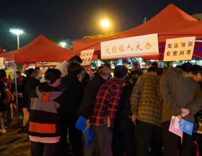 东莞:大朗人大创新案例再获省级殊荣
