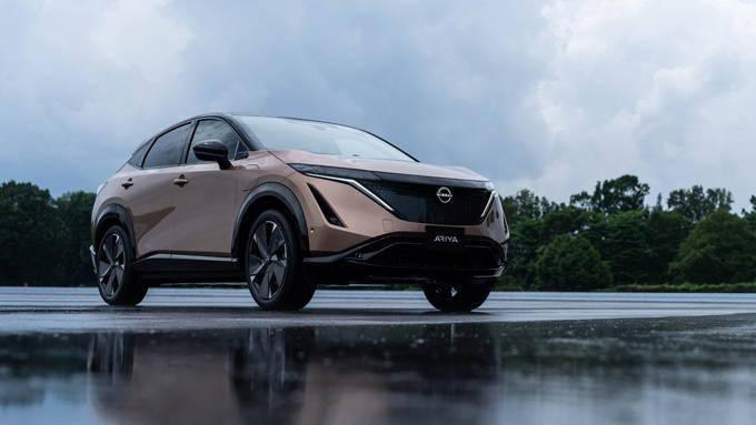 日产9款电动车将入华 高端纯电SUV年内上市_Ariya