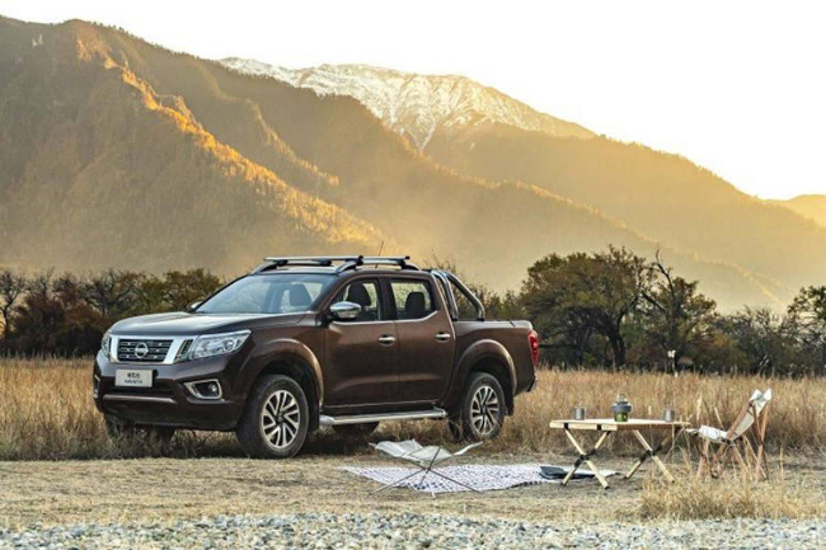 售价19.98万的纳瓦拉第六版AT车型正式上线