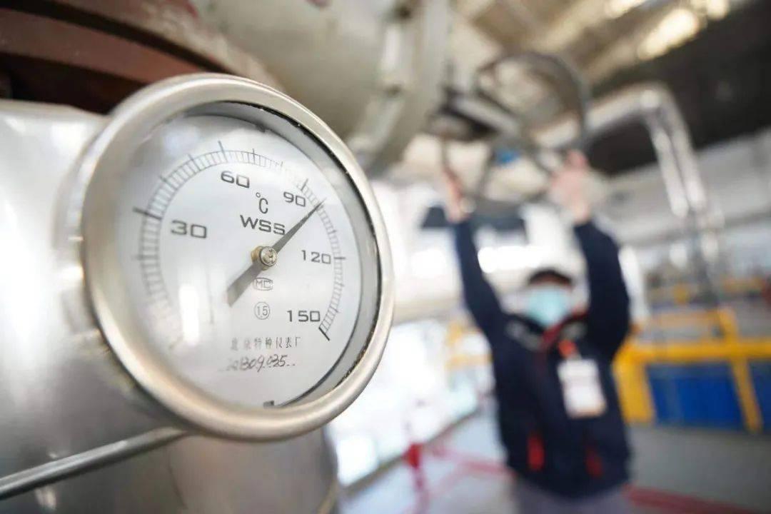 应对寒流!95摄氏度!丰台444处供热锅炉房提高出水温度