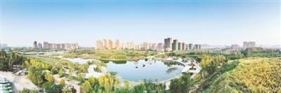 南龙湖片区建设提速