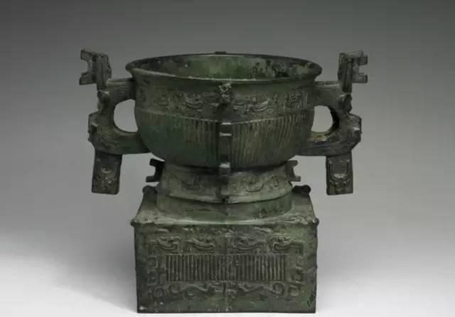 难得一见!台北故宫典藏青铜器