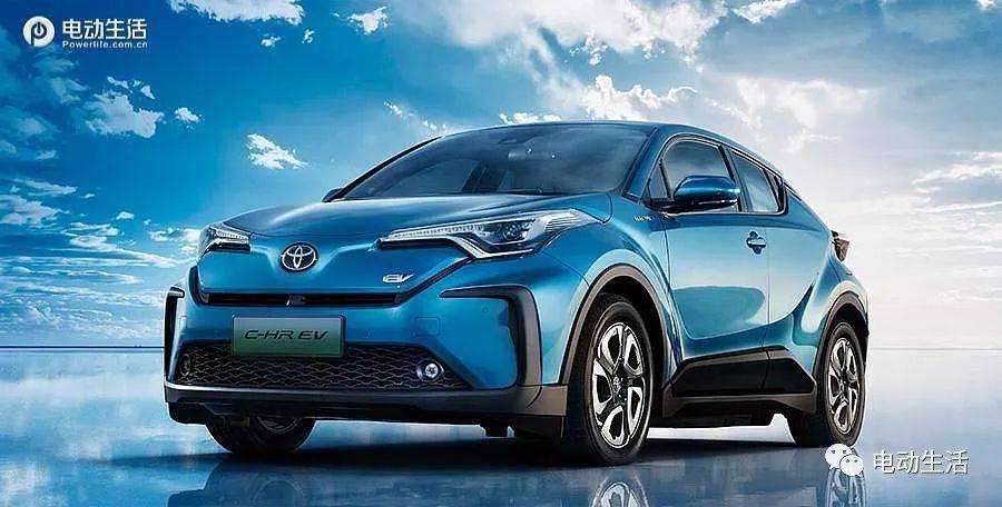 """""""替代""""本电动车对于丰田C-HR电动车来说开起来舒服多了"""