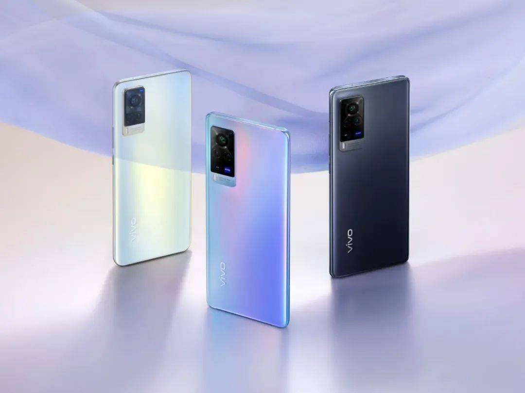 3498元起!全新vivo X60系列正式开售!