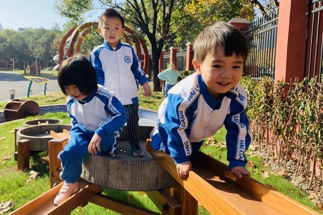 萧山这所幼儿园开启春季招生,园区大环境好,背景实力雄厚!超40%老师是研究生学历  第6张