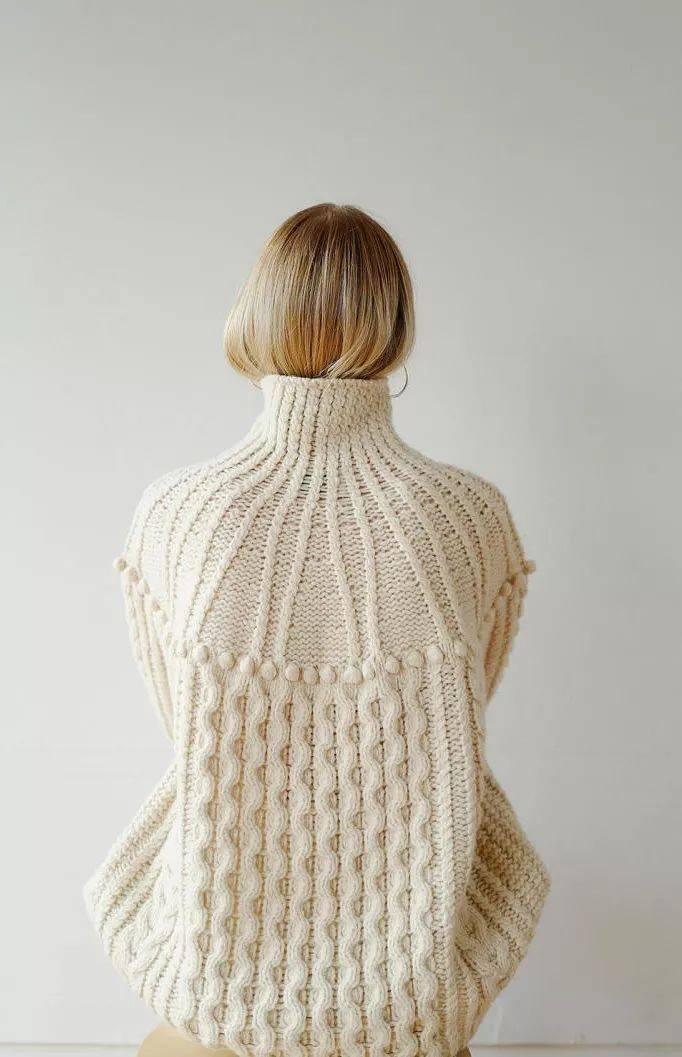今冬最受欢迎的毛衣,确定都穿对了吗?!
