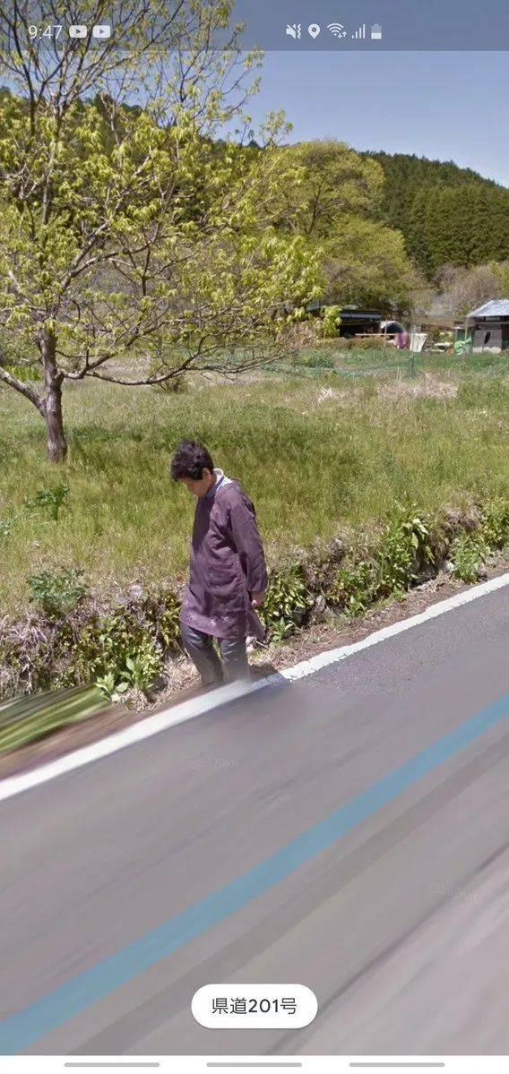 这位日本网友和谷歌街景的故事,感动了58万人。  第7张