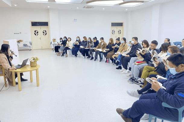 【书香政协】平湖健心:在会客读书中影响他人