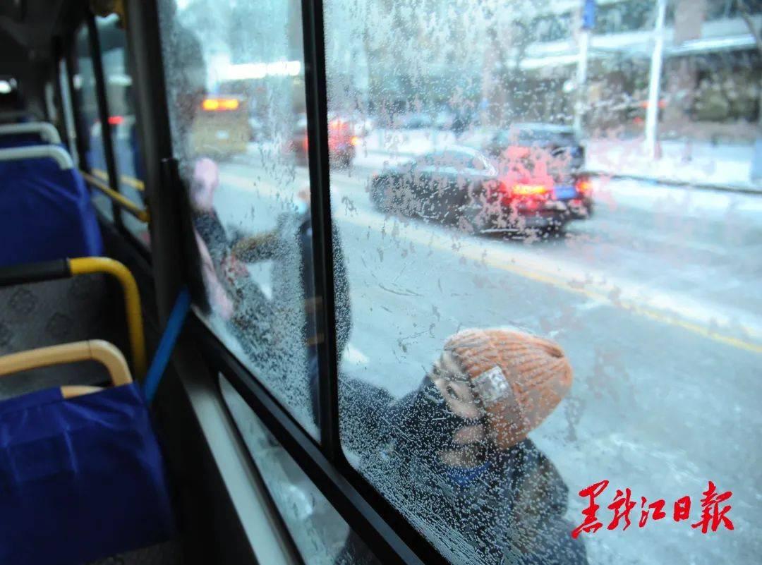 """""""三九""""天,这是哈尔滨人热腾腾的生活……"""