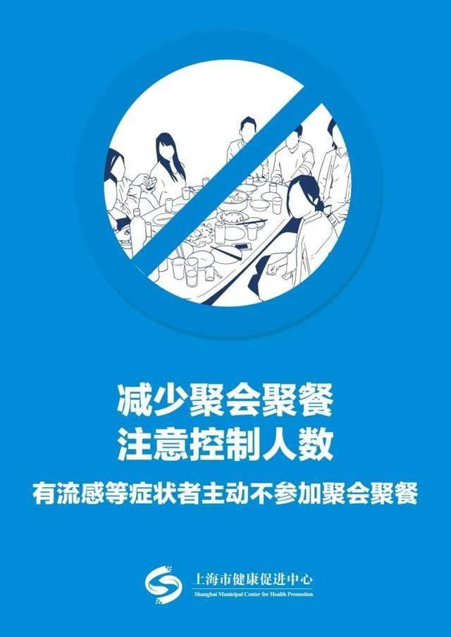 注意!近期防疫健康提示来了,请收好这7张海报