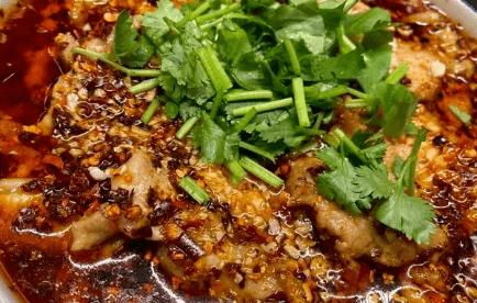 孙莉晒黄磊做的丰盛晚餐,瞬间获赞无数,网友:这狗粮也太香了_水煮肉片