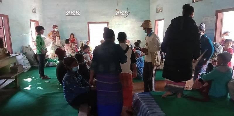 缅甸掸邦北部武装冲突持续 已导致超过3700名平民逃离家园