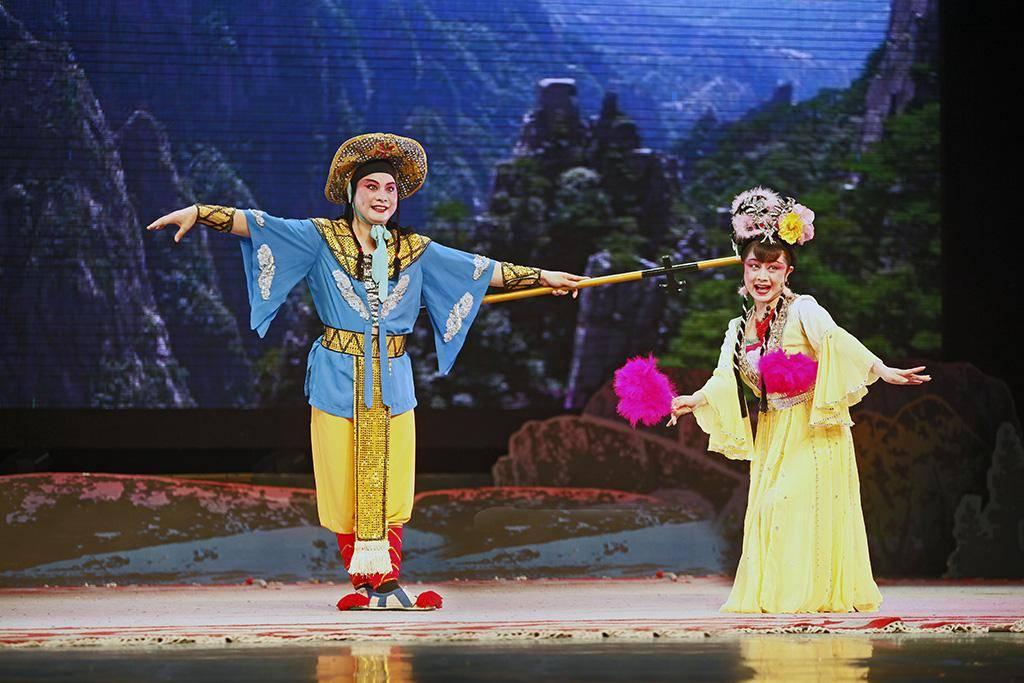 戏曲·郧阳花鼓戏 |  古老的传统戏曲剧种
