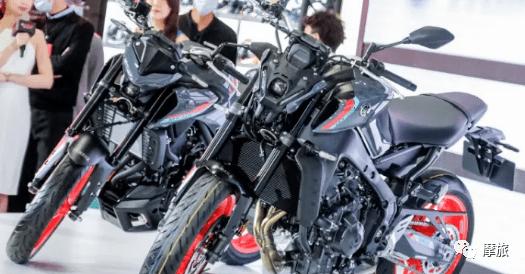 雅马哈发布2021三缸MT-09售价...