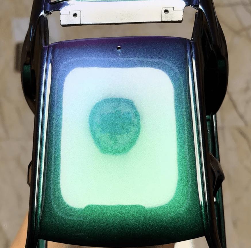 【重焕荣光】1/18 奔驰190E EVO2改色做例