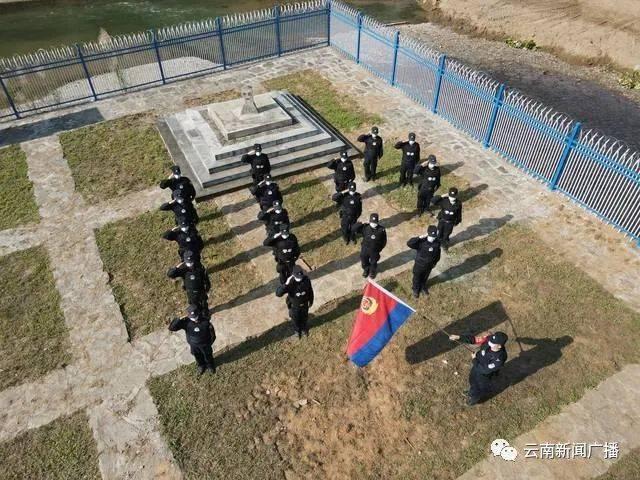 中国人民警察节,致敬! 守护平安的你们辛苦了!