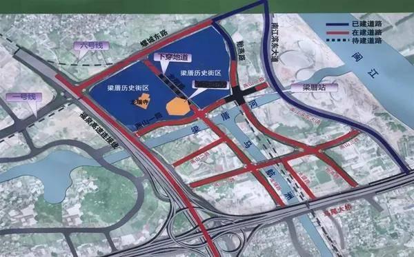 利好多个小区!台江655米道路通车!仓山9条新路即将开建!